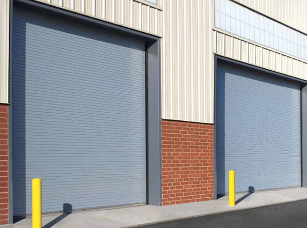 Wayne-Dalton 800 Series Rolling Steel Door