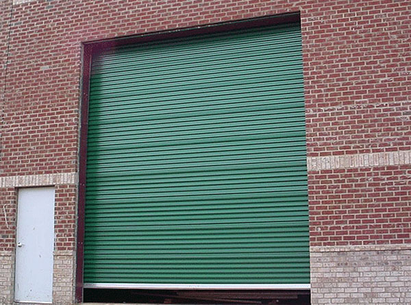 DBCI 2500 Series Heavy-Duty Commercial-Grade Door