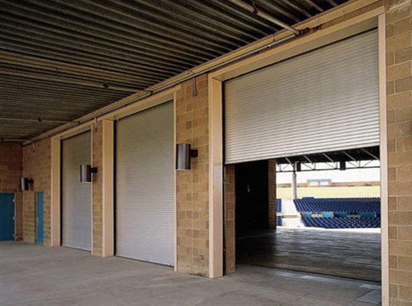 Commercial Sectional Doors Overhead Door Repair Baton