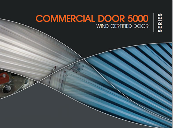 DBCI 5000 Series Wind-Certified Commercial-Grade Door