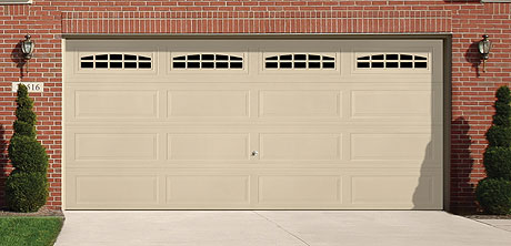 Wayne Dalton Model 8000 Steel Non-Insulated Garage Door