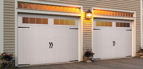 Wayne Dalton Models 9100 and 9600 Steel Insulated Garage Doors