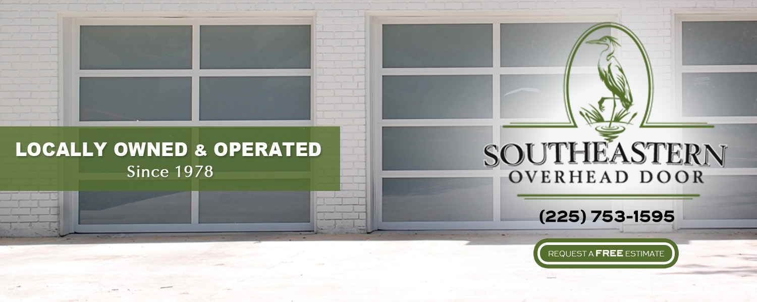 Commercial Residential Garage Door Installation And Repair