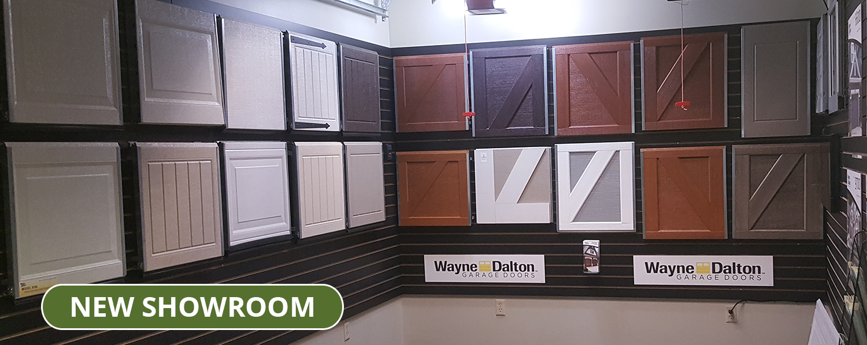Commercial Residential Garage Door Installation And Repair